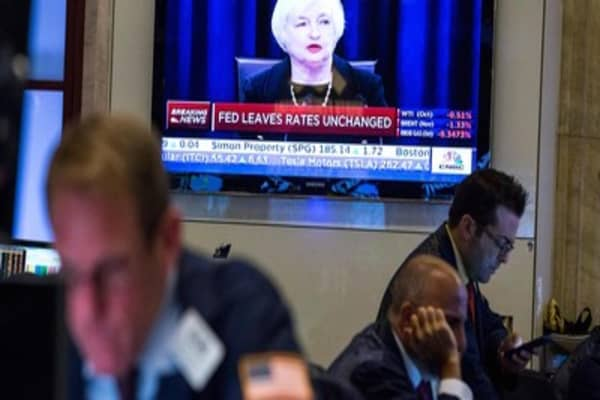 Markets eye slow global growth and Fed