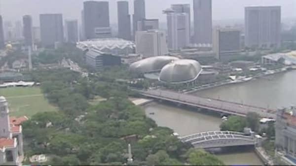 Singapore's arts scene deep underground
