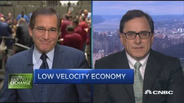Santelli Exchange: Consumer spending