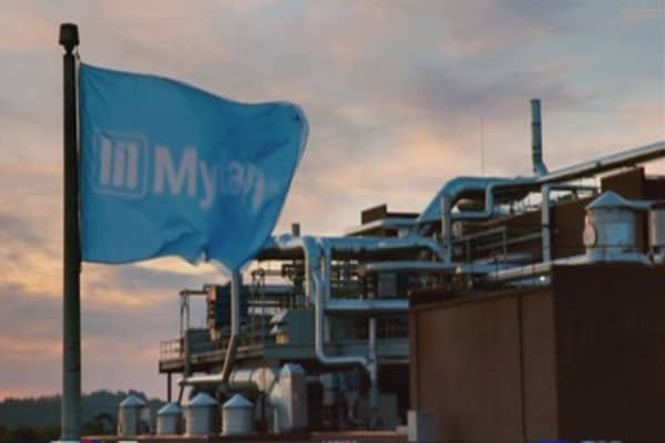 Perrigo shareholders reject Mylan