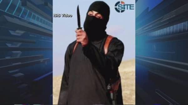 US drone strike targets 'Jihadi John'