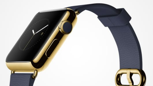 The Apple Watch Edition, priced at $10,000