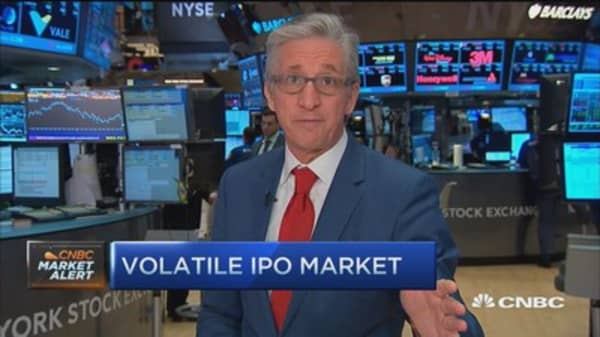 Pisani: IPO market is fizzling