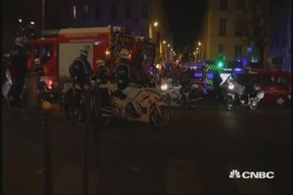 Paris attacks feel like 9/11: Terror expert