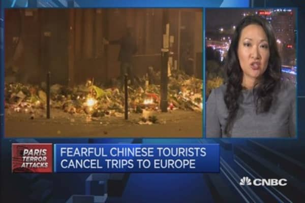 Paris attacks: The impact on tourism