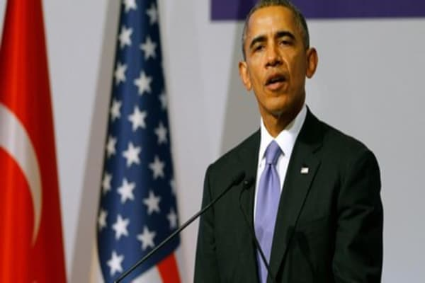 Obama: Would be a 'mistake' to send ground troops to Syria