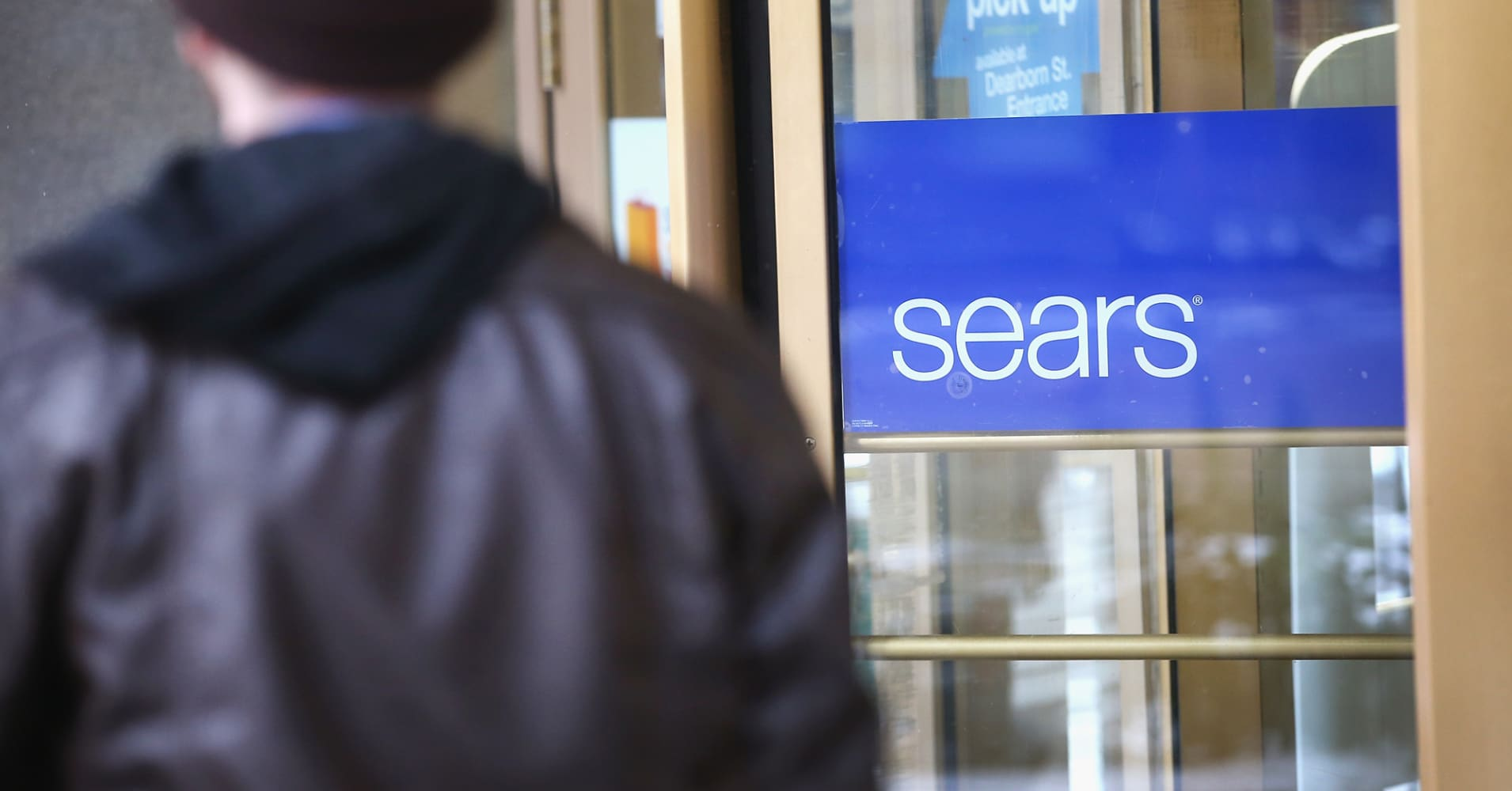 sears value chain analysis