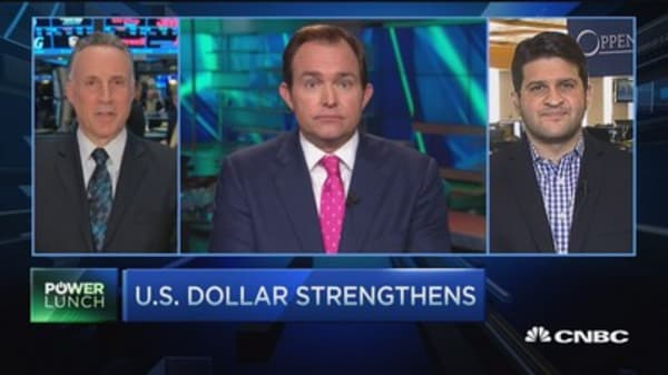 Trading Nation: Dollar-euro parity?