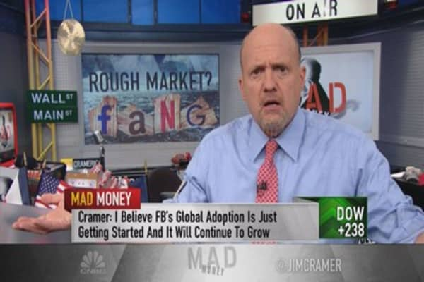 Cramer: You may need to rethink your approach