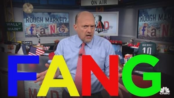 Cramer: This industry has peaked!