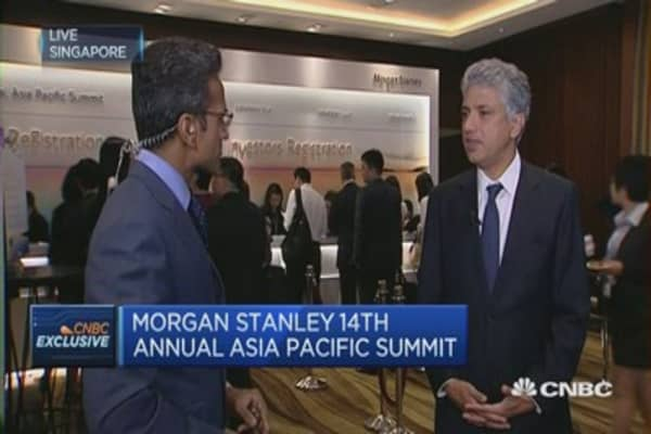 China's tech sector is going strong: Morgan Stanley