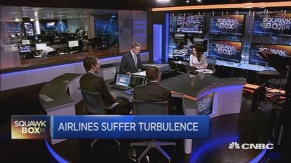 Airline stock slump temporary after Paris: Director