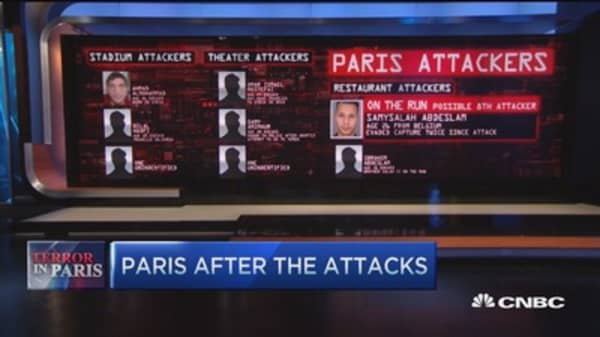 Who are the Paris attackers?