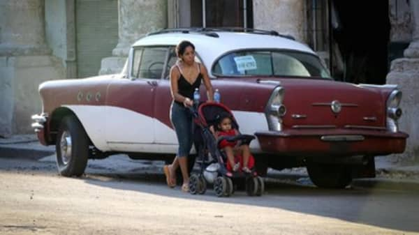 Is it too late to buy those old, classic cars in Cuba?