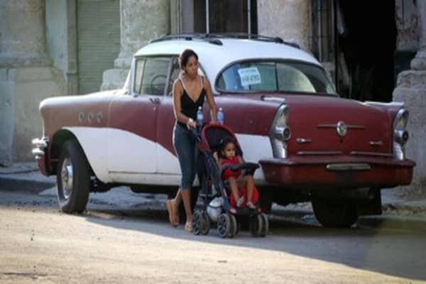 Jay Leno On Havana S Classic Cars