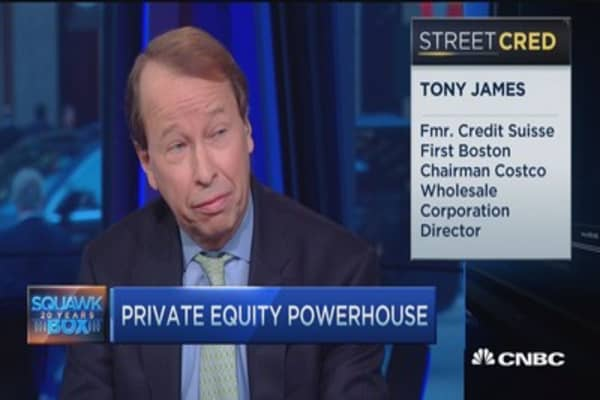 Market correction coming: Blackstone