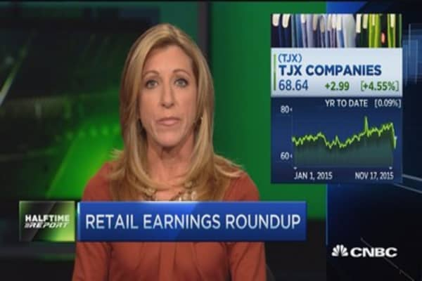 Retail earnings roundup: 40% of retail down double digits