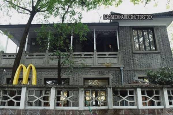 A little McDonalds lovin'