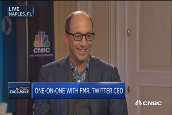 Costolo: Dorsey the right man for the job