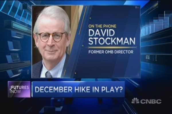 David Stockman on the next rate hike