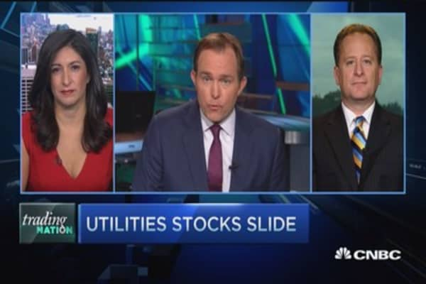 One bright spot in utilities