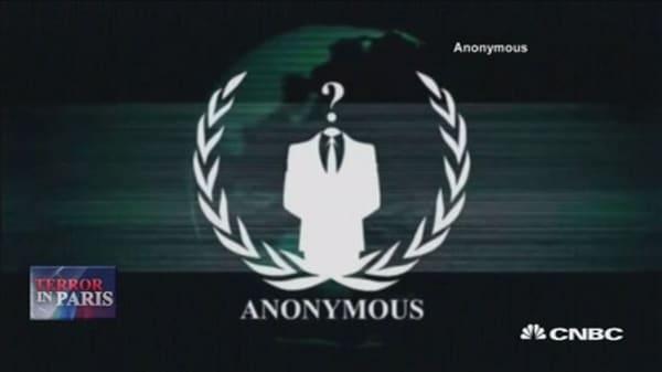 Cyber war on terror