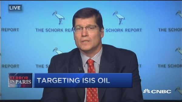 Schork's global oil view