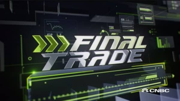 Fast Money Final Trade: UA, WYNN & more