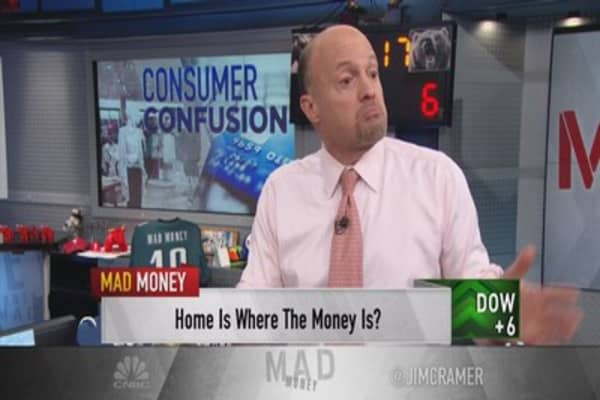 Cramer: What the heck just happened in retail