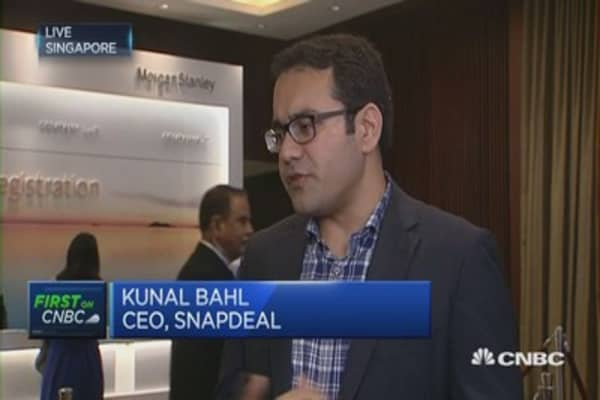 Snapdeal CEO: We'll be India's largest e-commerce firm by March