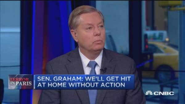 Sen. Graham: If you don't fix Syria...