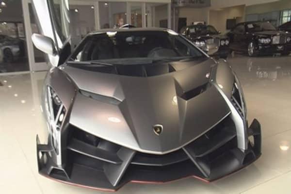 Lamborghini's cheaper Huracan supercar