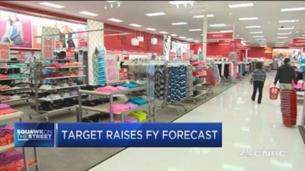 Health of Target's turnaround
