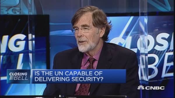 United Nations is very cost-effective: Professor