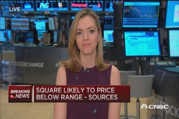 Square likely to price below range: Reports