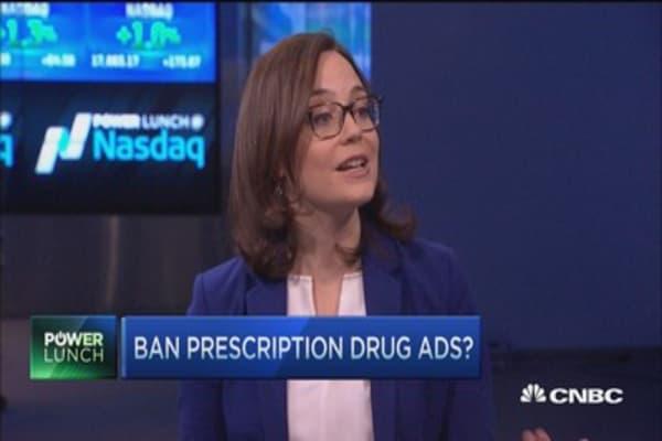 Should drug ads be banned?