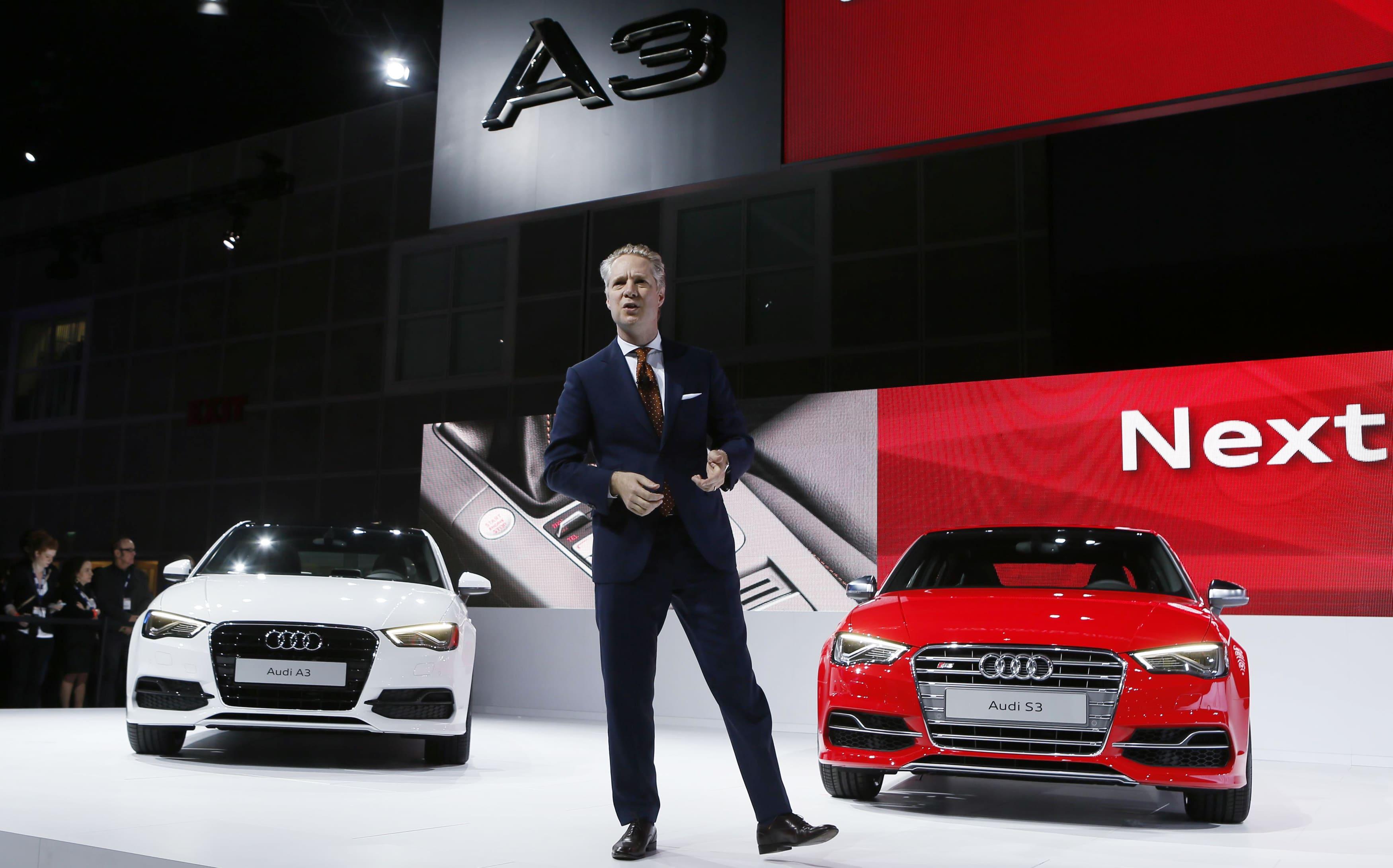 Audis Big Bet On Silvercar
