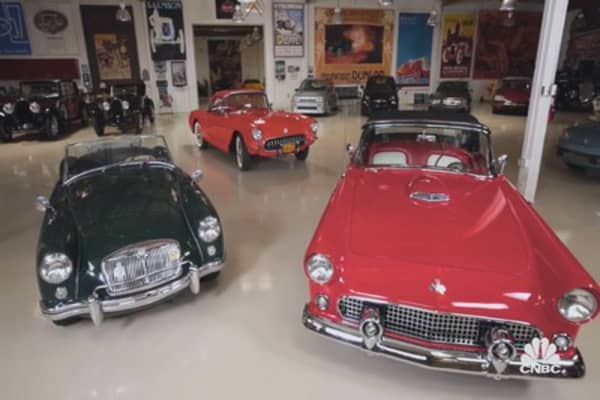 Jay Leno's Garage: Which Of These 3 Cars Is Worth More?