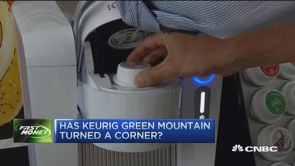 Raising serious questions about Keurig: Greenberg