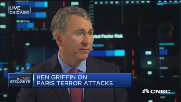 Ken Griffin: Key to our performance is research