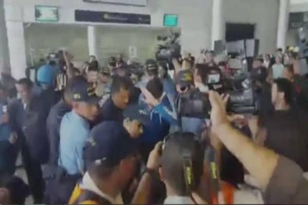 Honduras police intercept fake passports