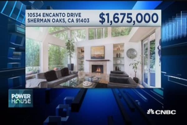 Power House: Los Angeles real estate