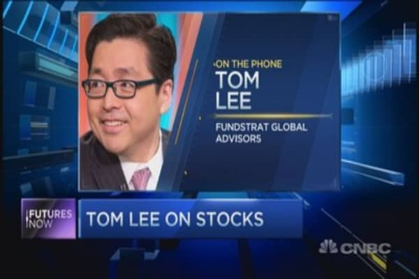 Tom Lee's bold market call