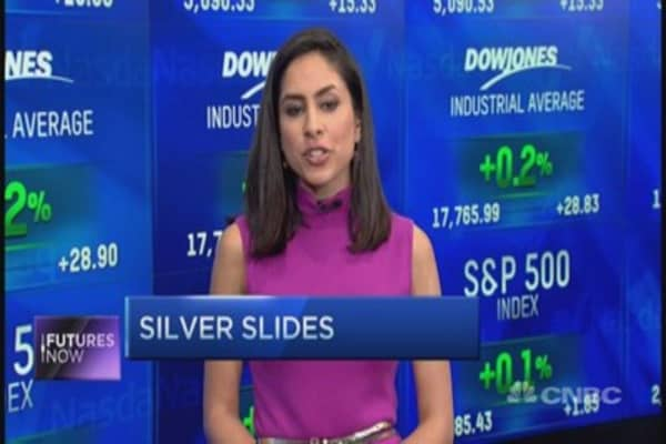Silver's stunning losing streak