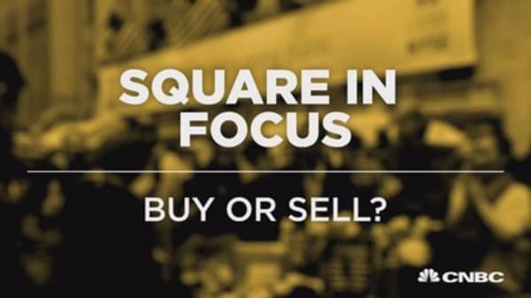 Square hits the market: Sell or buy?