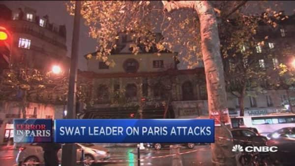 More details on Paris terrorists emerge