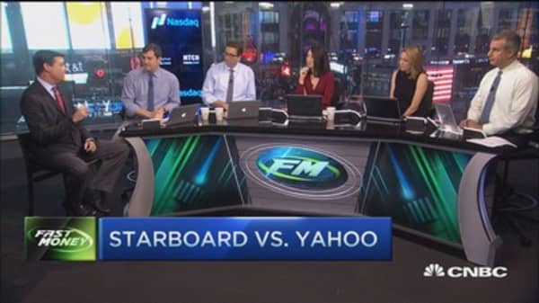 Starboard vs. Yahoo