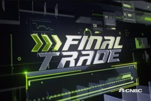 Final Trade: Biotech, Pfizer, Anthem, & more