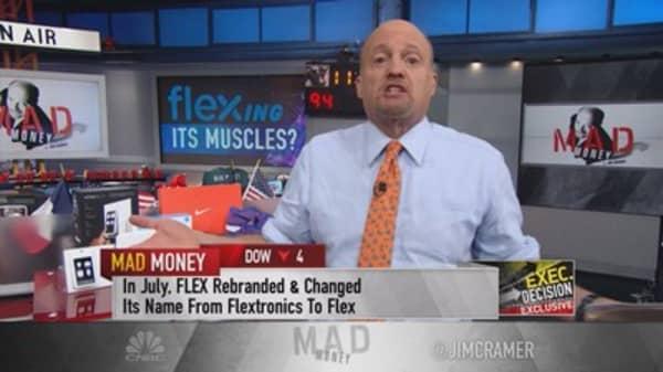 Cramer: I believe in FLEX!