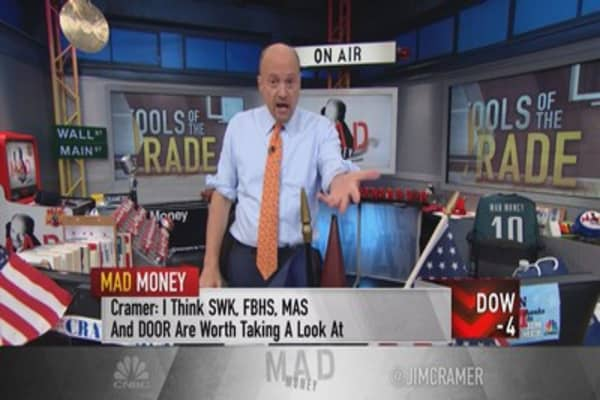 Cramer: My top play to profit from housing
